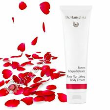 Dr Hauschka Genuine Organic Rose Nurturing Body Cream 145ml Brand NEW Long Date