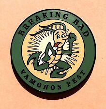AMC WALTER WHITE BREAKING BAD CHALLENGE COIN VAMANOS PEST COIN FREE SHIP 2014