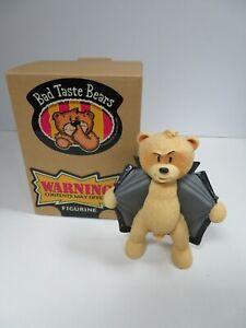 BAD TASTE BEARS - WILLY ADULT HUMOR COLLECTIBLE FIGURINE (RILK)