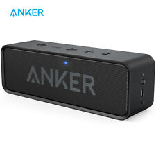 Anker SoundCore 2 Portable Bluetooth Wireless Speaker Bass 24-Hour Playtime IPX5