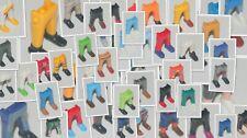 Playmobil -- Pièce de rechange -- Paire de jambes avec chaussures -- (S1) --