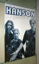 HANSON Snowed In Vintage POSTER ONLY ONE