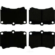 FRONT SET Posi Quiet Ceramic Brake Disc Pads + Hardware Kit LOW DUST 105.07550