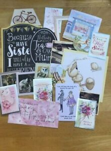 craftroom clearout selection toppers hunkdory kanban pollyana pickering and more