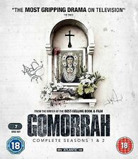 Gomorrah Complete Collection 1-2 Blu Ray Box set All Seasons 1 2 UK Rel NEW R2