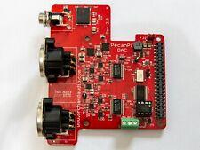 PecanPi® DAC - Ultra High Performance Raspberry Pi DAC w/ Headphone Amp