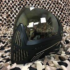 New Dye i5 Thermal Paintball Mask Goggle - Onyx Gold (Black/Gold)