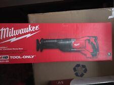 Milwaukee 2621-20 NEW M18 SAWZALL 18V Cordless Li-Ion Reciprocating Saw - NIB