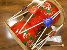 """Dance Janggu Chang'gu Changgu Changgo Korean Hourglass Drum  19"""" 1.6ja"""