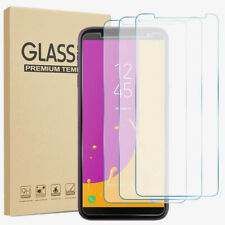 Screen Protector Thin Tempered Glass For Samsung Galaxy A8 Plus 2018 A9 A7 A5 A3