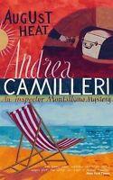 August Heat (Inspector Montalbano mysteries), Camilleri, Andrea, Very Good Book
