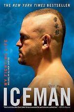 Iceman: My Fighting Life-ExLibrary