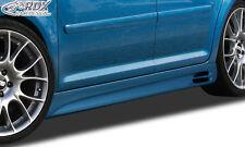 """RDX Seitenschweller VW Touran 1T 1T1 1T2 1T3 Schweller """"GT-Race"""" Set Spoiler"""