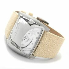Lorenzo Pozzan Junior Barletta Star Power Diamonds Swiss Ladies Watch. New