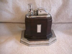 RONSON TOUCHTIP TABLE LIGHTER WITH WAND NO RESERVE