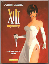 XIII MYSTERY / LA MANGOUSTE + IRINA EO 2009 TL. 15.000 ex. / NEUF SOUS FILM
