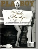 Playboy Magazine December 2012 - The Nude Marilyn - Gala Christmas Issue