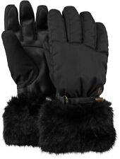 2020 Women's Ladies Barts Empire Ski Gloves Black size 6  waterproof 2826