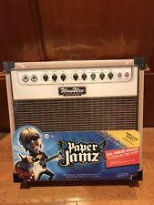 Paper Jamz Amplifier Amp Series 1 Real Working Portable Speaker 6274 New Sealed