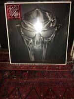 🏸 MF DOOM JJ DOOM bookhead EP new sealed