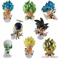 Dragon Ball Super Warrior Figure 3 (12 pieces) Shokugan/Gum (Dragon Ball Super)