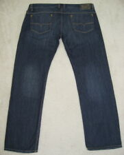 NWT DIESEL SAFADO 0RUS6 Mens Jeans Size W 38 X L 32 Regular Slim Straight Cotton
