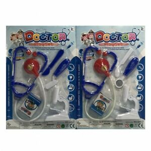 Kids Doctor Play Set Toy Kit Excellent Quality For Children New