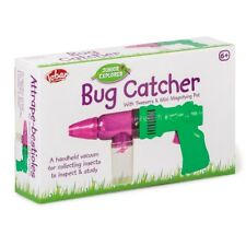 BUG CATCHER - 29671 HANDHELD VACUUM COLLECT INSECTS INSPECT STUDY KIDS SCIENCE