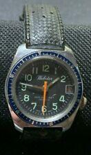 Men's Vintage WEBSTER Diver-Style Mechanical Hand-Wind Watch SWISS MADE 200 ft