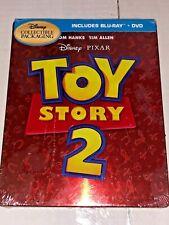 Sealed Disney Dvd/Blu-Ray Steelbook - Pixar Toy Story 2