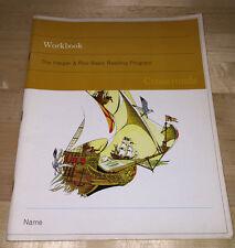 Harper & Row Basic Reading Program, 2 Workbooks 1967 & Early 1970's