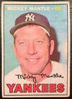 1967 Topps Mickey Mantle #150, New York Yankees Baseball Card, Fair