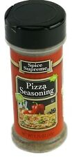 Spice Supreme® PIZZA SEASONING new & fresh USA MADE spices cooking herbs cook