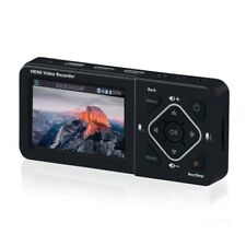 NEW TEC TMREC-FHD Portable HDMI Media Recorder with Monitor from JAPAN