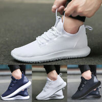 Men's Casual Sports Shoes Athletic Running Sneakers Outdoor Trainers Gym Shoes