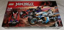 Lego Set Ninjago 70641 Lloyds Nachtflitzer