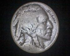 1916-S INDIAN HEAD BUFFALO NICKEL #17454