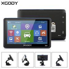 XGODY 8GB ROM 5 Inch Portable SAT NAV GPS Navigation Navigator 3D View Map 128MB