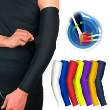 UV Sun Protection Cooling Arm Sleeves for Men Women Cycling Golf Outdoor Sports