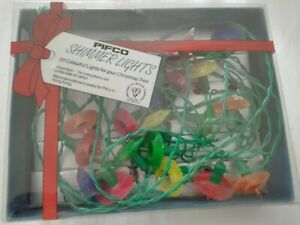 Vintage Retro Pifco Christmas Fairy Lights Pifco 20 Shimmer Lights