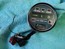 HONDA, OEM, CB750A Automatic, Pilot Combination Clock, part no. 37600-393-771