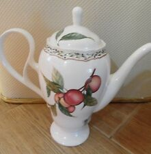 NEW Noritake ROYAL ORCHARD Coffee Tea Pot & Lid (server) - BRAND NEW IN THE BOX