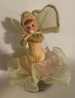 Madame Alexander Classic Collectible Resin Doll My Little Goldfish