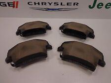 05-19 Charger Challenger Magnum 300 New Rear Brake Pads BR5 Mopar Factory Oem