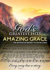 Gods Greatest Hits~Amazing Grace (DVD) NEW  **Free Shipping**