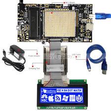 8051 Microcontroller Development Board Kit USB Programmer for 192x64 Graphic LCD