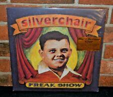 SILVERCHAIR - Freak Show, Ltd Import 180G FLAMING COLORED VINYL LP + Poster New!