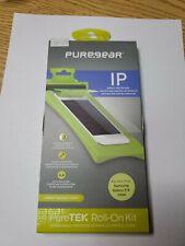 PureGear Pure TEK Roll-On Kit Impact Screen Protector Samsung Galaxy S6 Edge