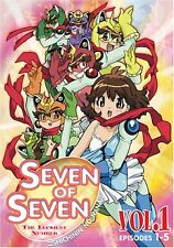 NEW - Seven of Seven - The Luckiest Number (Vol. 1) by Nana 7 of 7