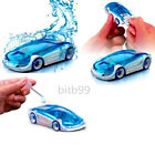 DIY Assembled Kit Green Energy Toys Salt Water Fuel Cell Car For Kid Child Gift